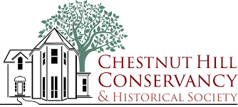 logo for Chestnut Hill Conservancy and Historical Society