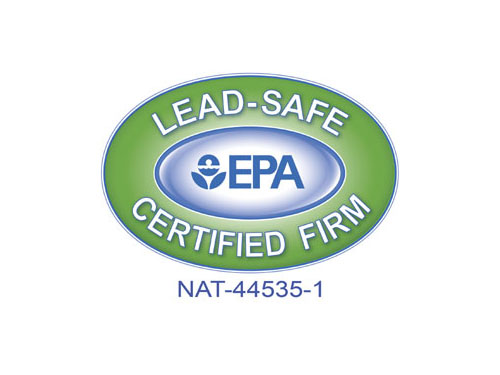 EPA Logo NAT-44535-1 for lead paint removal